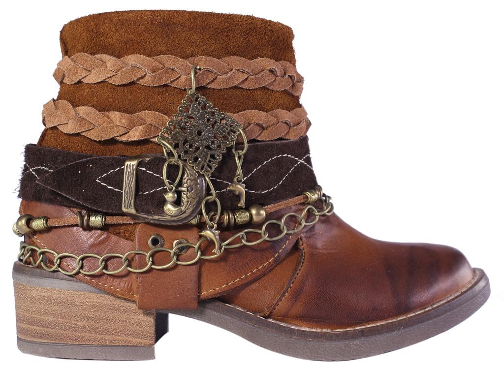 65941ec109ee6 botas mujer 100% cuero accesorios bajas tops zapatos. Cargando zoom.