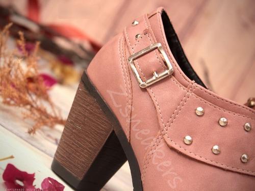 botas mujer botinetas