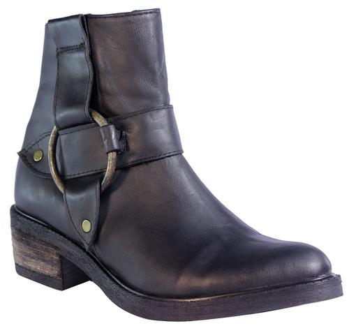 botas mujer botinetas tops zapatos