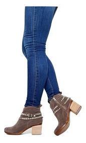 b0219cf88b77 Botas Mujer Botinetas Zapatos Charritos Texanas Invierno 19