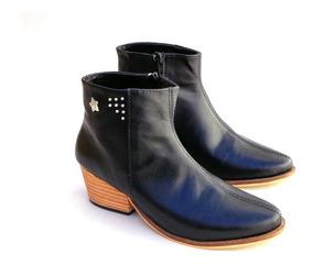 Botitas Botas Mujer 2018 Otoño Borcegos Invierno Zapatos 76yfbg