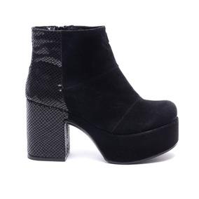f717e212344 Zapatos Plataforma Altos 2017 Botas Mujer - Botas y Botinetas en Mercado  Libre Argentina