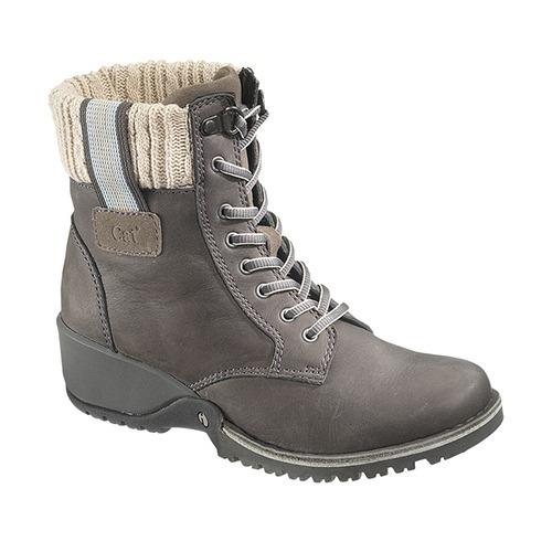 Zapatos grises Caterpillar para mujer 100% Original Oferta de tienda barata thFjQuzqG2