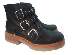 ecbe55e6f3 Botas De Cuero Vacuno Liquidación - Zapatos de Mujer en Mercado ...