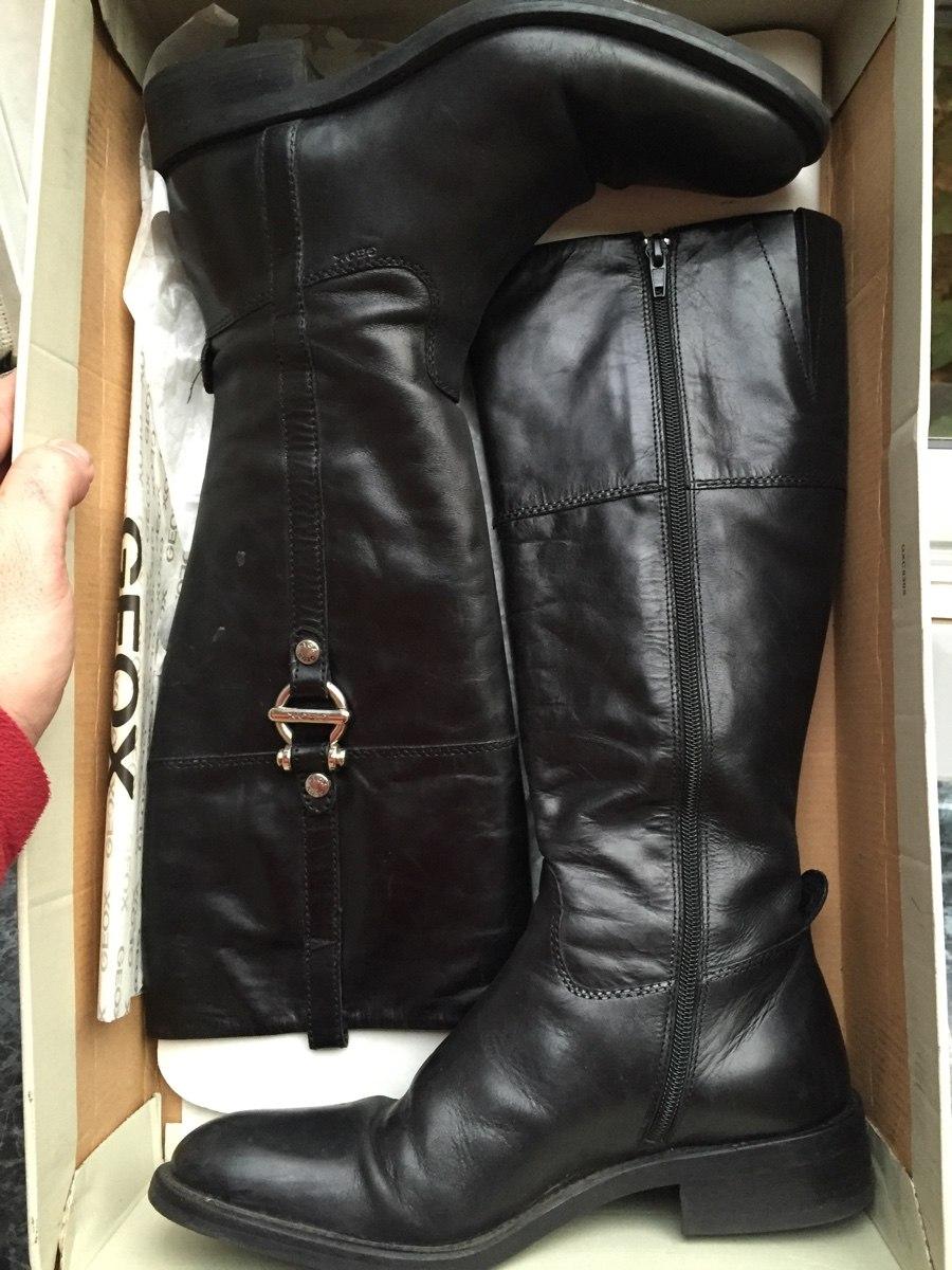 3a30fb2df7d botas mujer geox 38 negras usadas impecables   liquido  +. Cargando zoom.