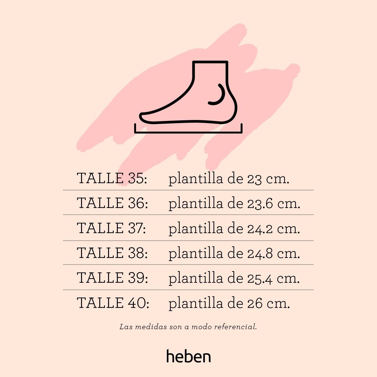 14a2fa5b3 botas mujer texanas cuero caña media grabada heben calzados. Cargando zoom.