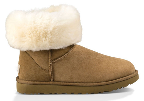 botas mujer ugg modelo classic short il heritage chestnut