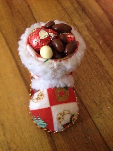 botas navideñas muñecos centros de mesa angeles todo navidad