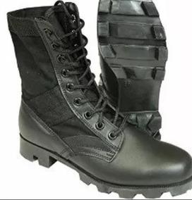 lindo baratas seleccione para oficial comprar Botas Negras Bombero Y Militar