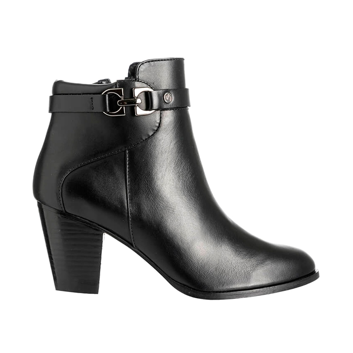 5ea3f38728e botas negras mujer de piel vélez 1019154. Cargando zoom.