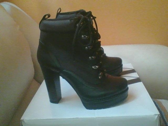 7bf94df90f botas negro mujer