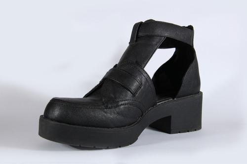 botas negras talle 41