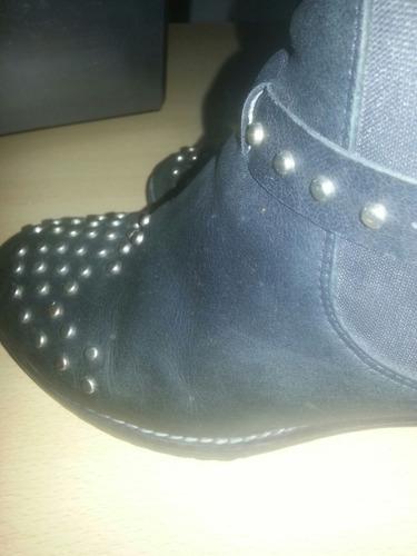 botas negras viamo n° 38