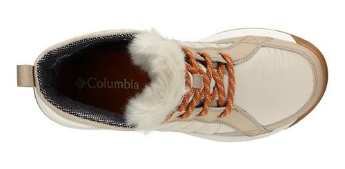 botas nieve mujer columbia meadows omni-heat 3d