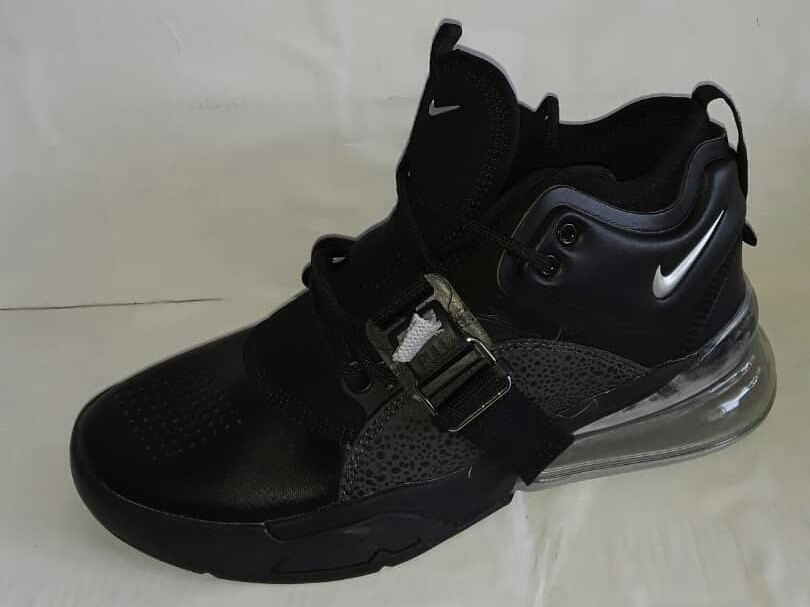 Botas Nike Air Force 270 Para Caballeros