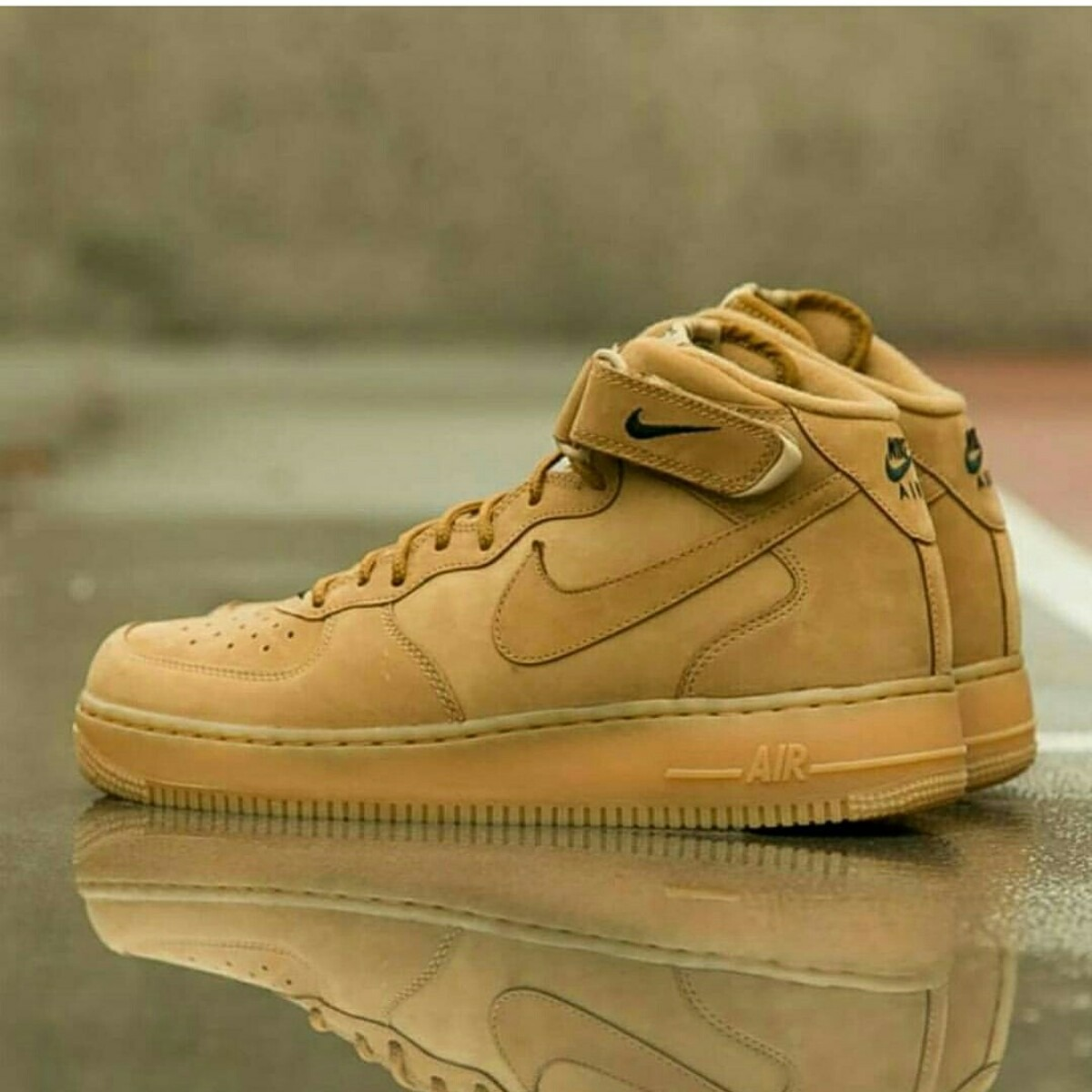 air force one hombre marron