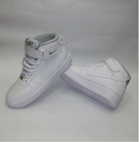 botas nike air force one  para damas y caballeros