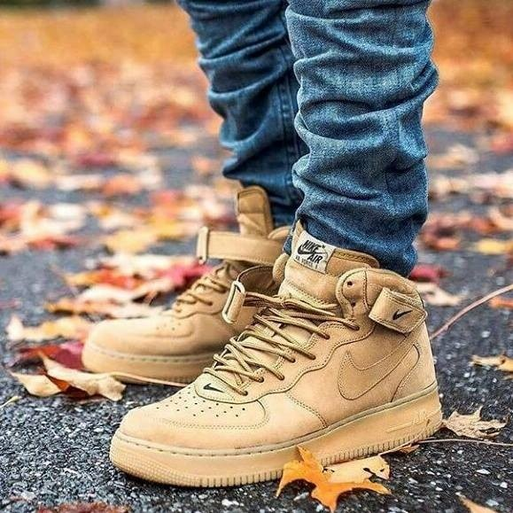 the latest 0ccfc 8a231 botas nike air force one para hombre y mujer