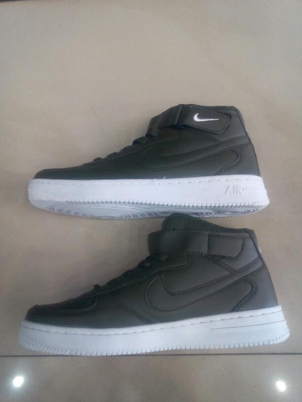 Botas Nike Air Force One Verdes Para Caballero 40 A 45 - Bs. 96.000 ... c083ded7e690c