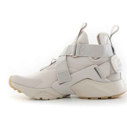 botas nike air huarache city dama pregunten stock