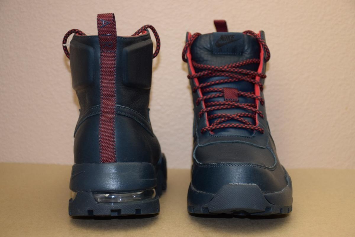 a6d99abc125d Botas Nike Air Max Goaterra 2.0 Suela Capsula Total Blue Cp -   3