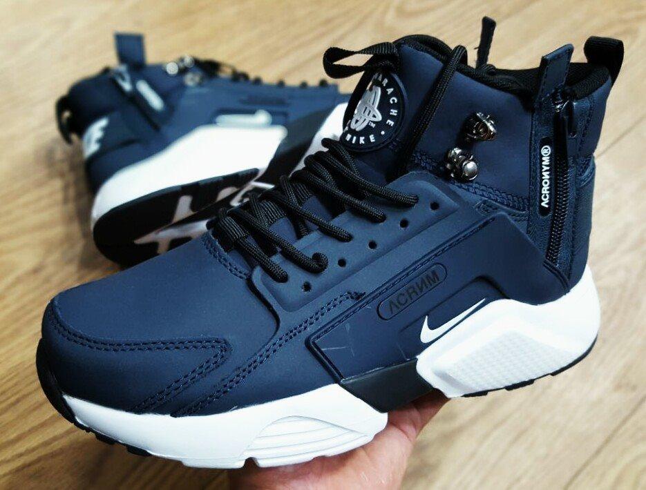 premium selection 5731e 3d54c botas nike huarache para hombre. Cargando zoom.