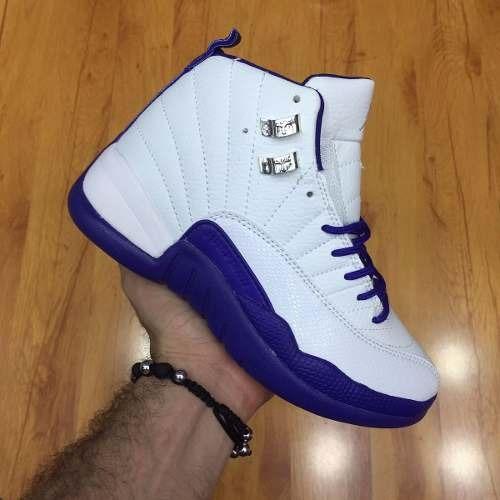 255bbba79cac9b ... botas nike jordan jumpman 23 blanco violeta mujer enviograti