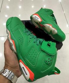 Jordan Zapatos Nike En Hombre Deportivos Flight Camisetas Verde Jc1TlFK3