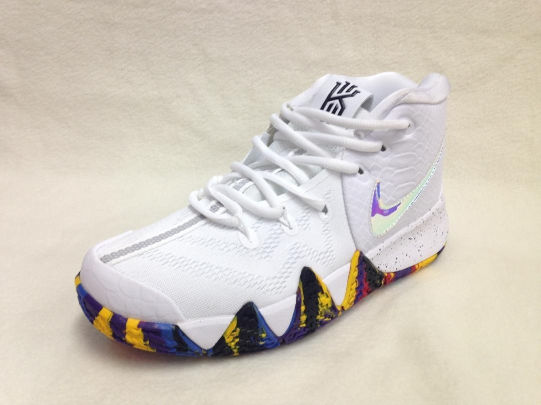 detailed pictures low cost latest fashion Botas Nike Kyrie Irving 4 Para Caballeros - Bs. 587.908,75 en ...