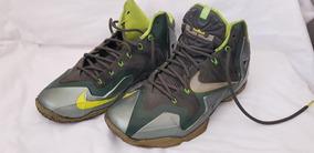 save off 2c9f4 94f2b Botas Lebron 15 Gucci - Zapatos Nike de Hombre, Usado en ...