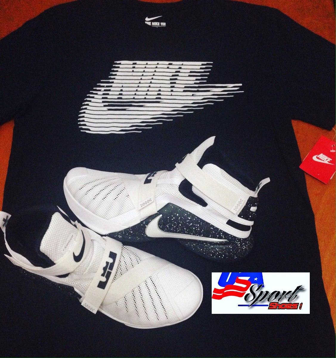 bfbb307677 Botas Nike Lebron Originales Jordan Kobe Irving - Bs. 239,00 en ...