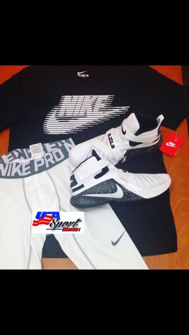 0b4ecfce33 Botas Nike Lebron Originales Lebron Soldado Jordan Kobe - Bs. 139,90 ...