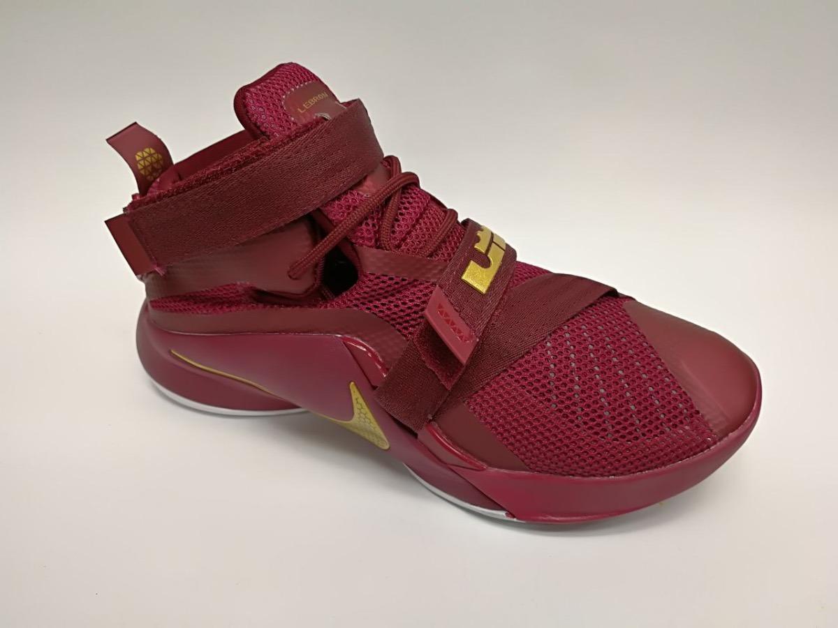 Hombre Nike LeBron 11 Zapatillas Baloncesto Verde Rosa Negro 616175 112