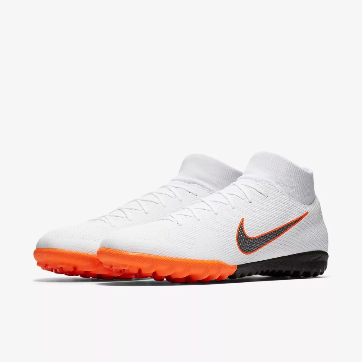sports shoes 493ca c21ff botas nike mercurial superfly blancos futbol rapido turf. Cargando zoom.