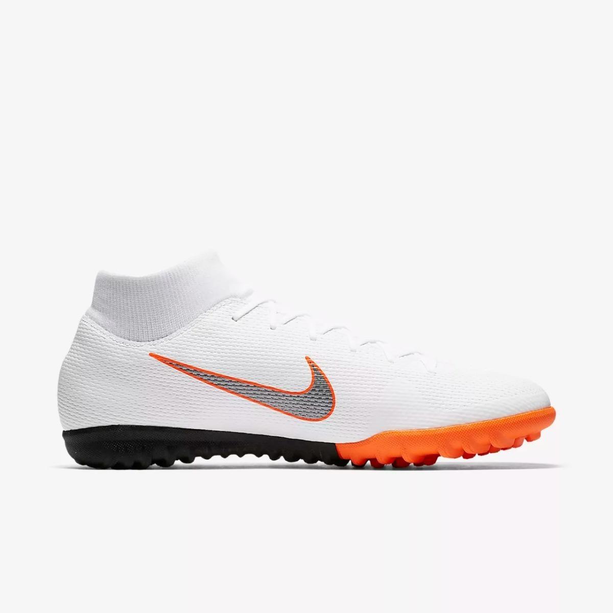 ac9be6f03f38a botas nike mercurial superfly blancos futbol rapido turf. Cargando zoom.