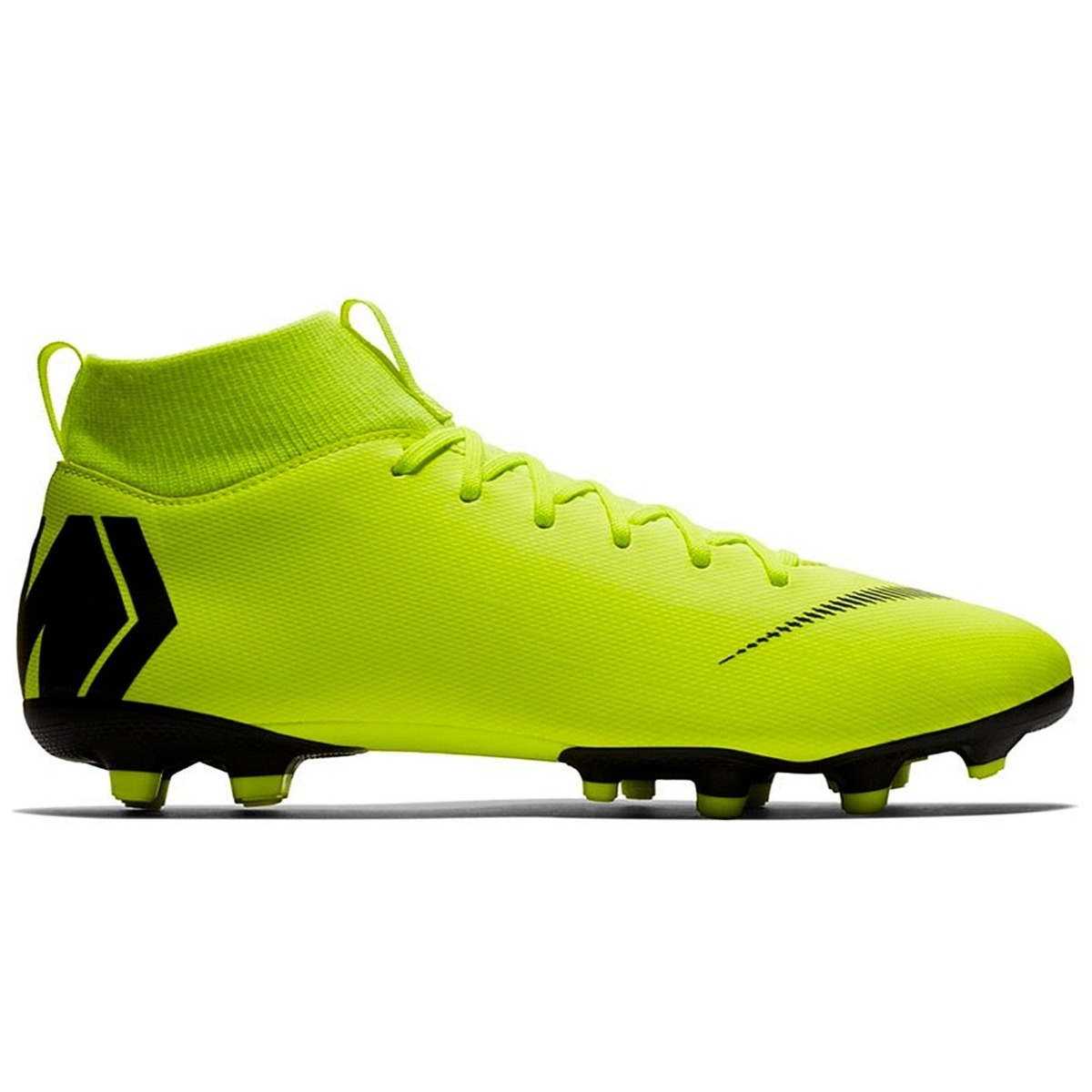 best service 5abb1 d1415 botas nike mercurial superfly verde neon taquete a meses. Cargando zoom.