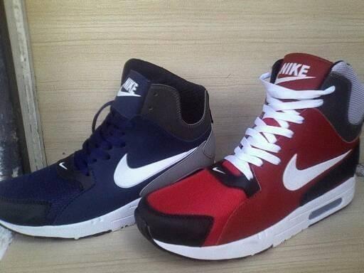 Nike Modelo Nuevo Alto Corte Botas IDH2E9