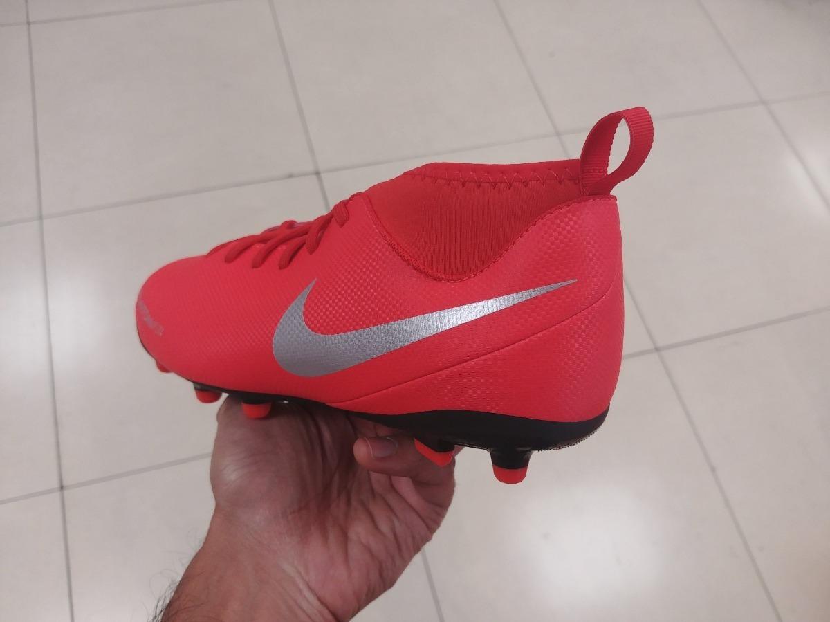a352f5b446038 botas nike phantom club taquete rojos tachon niños junior. Cargando zoom.