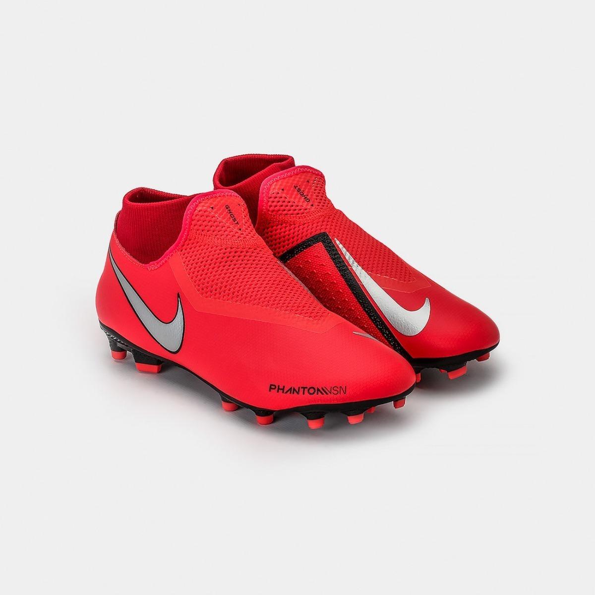 botas nike phantom rojo taquete tachon 2019 hombre original. Cargando zoom. 1e6de8c46d320