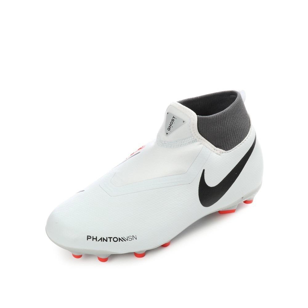 402a54edaad6f botas nike phantom vision academy blanco taquete niño futbol. Cargando zoom.