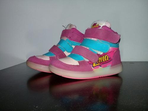 botas niñas