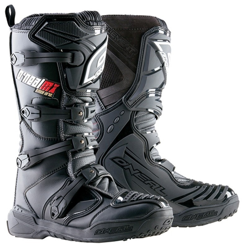 e6d5e90c3b225 botas oneal element motocross enduro atvs en blanco o negro. Cargando zoom.