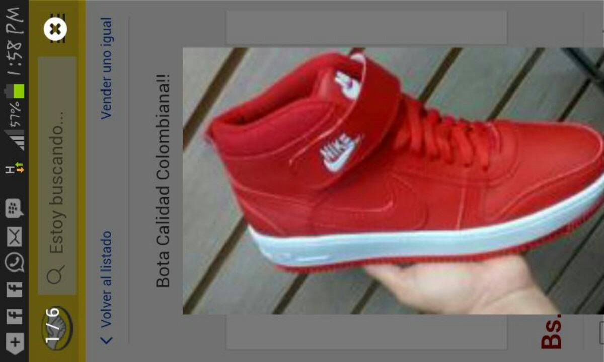 calcetines pistola de primera categoría  Compra > botas nike rojas