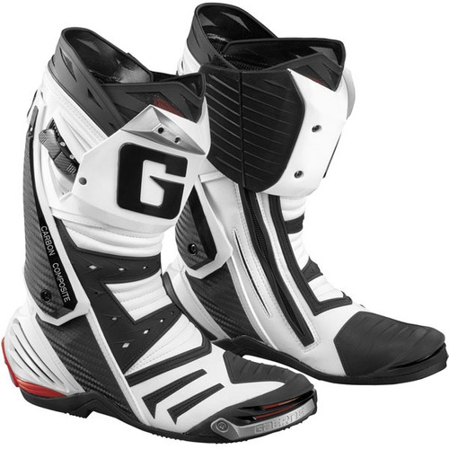 botas para carrera gaerne gp1 blanco talla 13