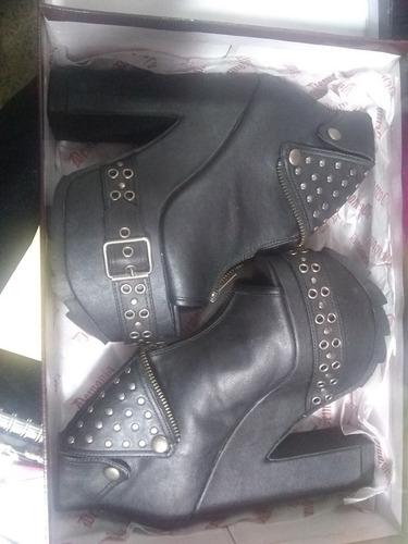 botas para dama marca demonia