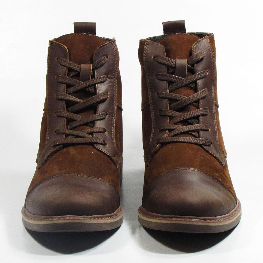 2e189ccb394 botas para hombre glenn nobuk cafe en cuero - outletshop-. Cargando zoom.