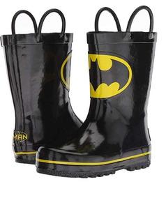 Botas Para Lluvia Batman Baby Boy's