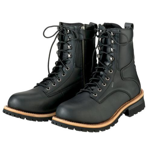 botas para montar z1r m4 para hombre negras 8.5