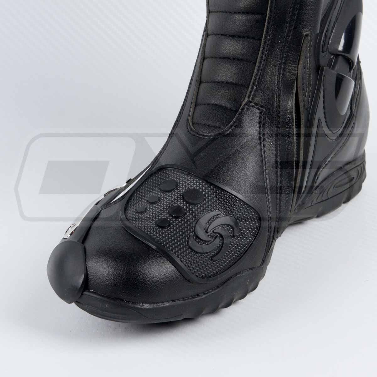 13aa81b3b3b Botas Para Moto Tipo Caña Alta Speed Protecciones -   109.990 en ...