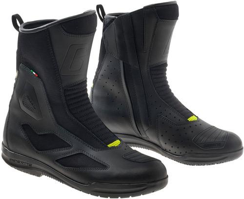 botas para motocicleta gaerne g-hybrid gore-tex negras usa 9